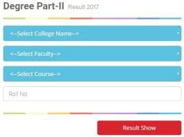 BNMU Part 2 Result[www.examstocks.com]