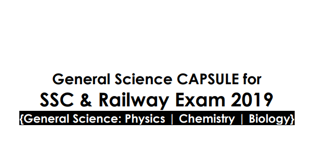 General Science Pdf For Rrb 2016