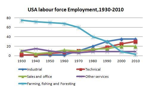 employment pattern