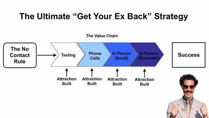 The Get Your Ex Back Strategy