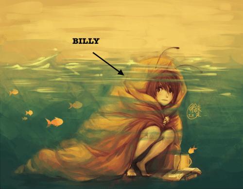 billy introvert