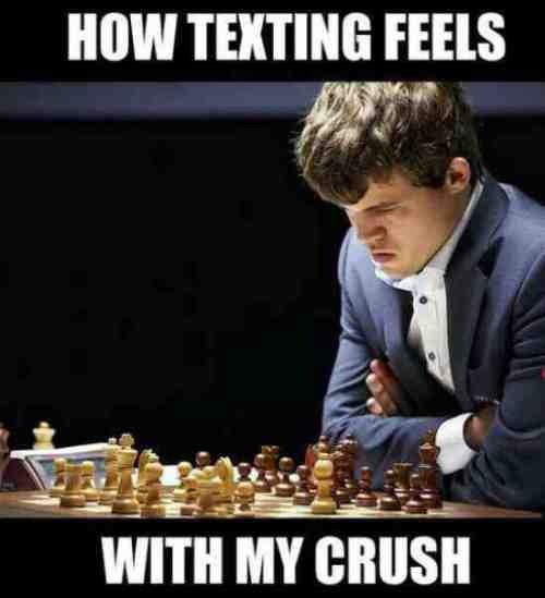 crush texting