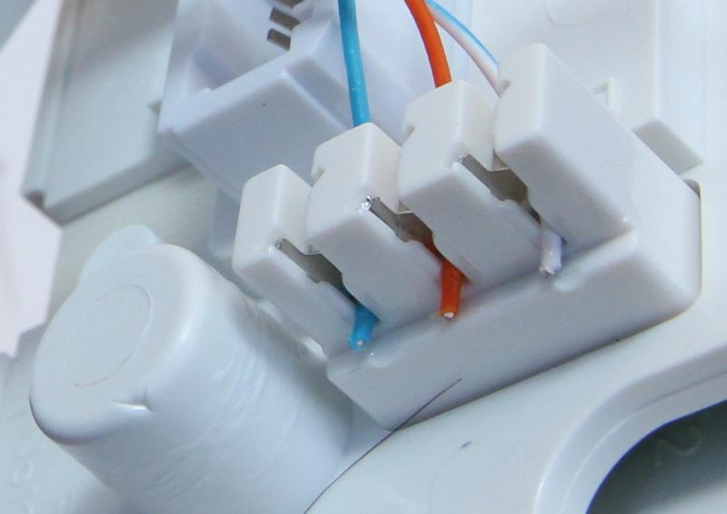 bt vdsl wiring diagram 5 3 obd2 phone line dead but internet still works idc termination