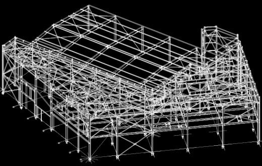 Etudes exécution Excadia Expert Structure métallique