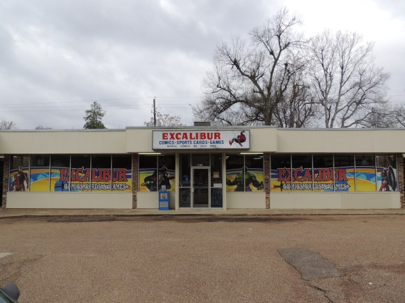 Excalibur Comics, Cards, & Games Texarkana