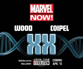 """XX"" is coming from Marvel!"