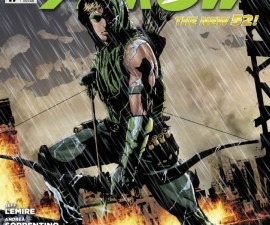 Green Arrow #17 Review