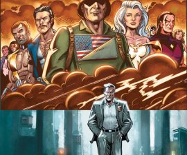 Protectors, Inc from J. Michael Straczynski, Gordon Purcell, and Image Comics!