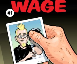 Minimum Wage from Image Comics