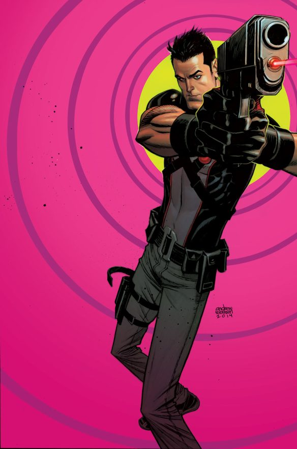 Grayson #1 from DC Comics