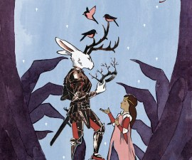 Jim Henson's The Storyteller: Witches #1 from Boom Studios