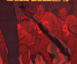 Southern Bastards,Vol 1: Here Was a Man TP from Image Comics