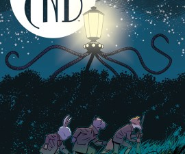 Wild's End #1 from Boom Studios