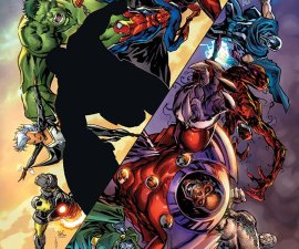 Axis Revolutions #1 from Marvel Comics