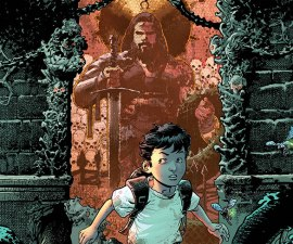 Birthright #1 from Image Comics