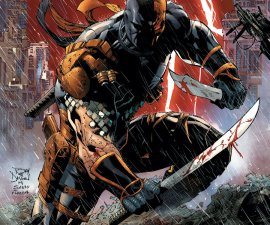 Deathstroke #1 from DC Comics