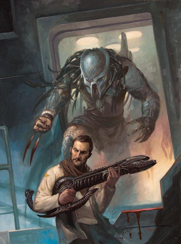 Predator: Fire and Stone #1 from Dark Horse Comics
