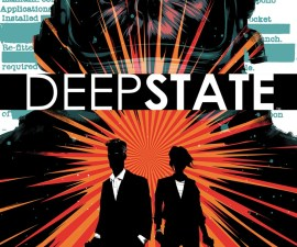 Deep State #1 from BOOM! Studios