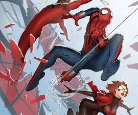 Scarlet Spiders #1 from Marvel Comics