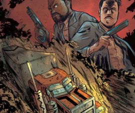The Ghost Fleet #1 from Dark Horse Comics