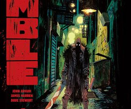 Rumble #1 from Image Comics