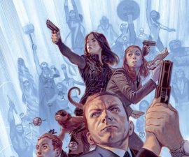 S.H.I.E.L.D. #1 from Marvel Comics