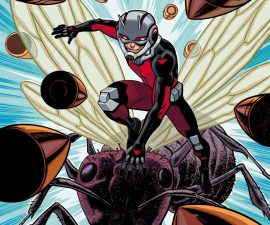 Ant-Man #1 from Marvel Comics