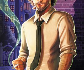 Fables: The Wolf Among Us #1 from DC Comics
