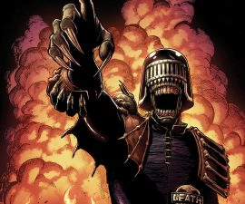 Judge Dredd Classics: The Dark Judges #1 from IDW Comics
