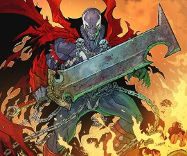 Spawn Resurrection #1 from Image Comics