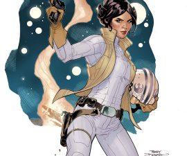 Princess Leia #1 from Marvel Comics
