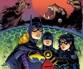 Convergence: Batgirl #1 from DC Comics