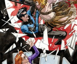 Convergence: Nightwing/Oracle #1 from DC Comics