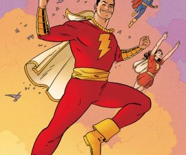 Convergence: Shazam! #1 from DC Comics