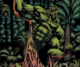 Convergence: Swamp Thing #1 from DC Comics - Where is The Green?