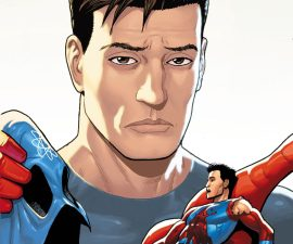 Convergence: The Atom #1 from DC Comics