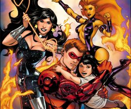 Convergence: Titans #1 from DC Comics