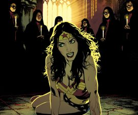 Convergence: Wonder Woman #1 from DC Comics