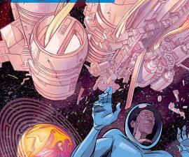 Kaptara #1 from Image Comics