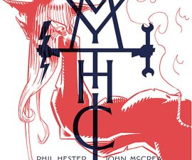 Mythic #1 from Image Comics