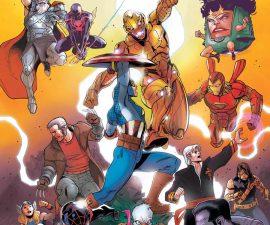 Secret Wars: Battleworld #1 from Marvel Comics