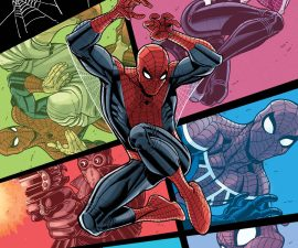 Spider-Verse #1 from Marvel Comics