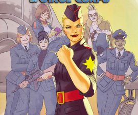 Captain Marvel & the Carol Corps #1 from Marvel Comics