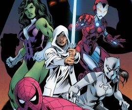 Captain Britain and The Mighty Defenders #1 from Marvel Comics