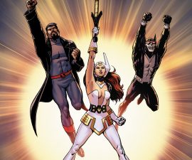 Justice League: Gods and Monsters #1 from DC Comics