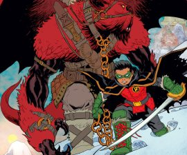 Robin: Son of Batman #1 from DC Comics