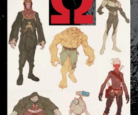 The Omega Men #1 from DC Comics