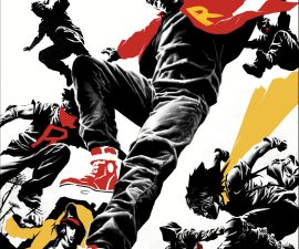 We Are Robin #1 from DC Comics