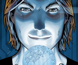 Think Tank #1 from Image Comics