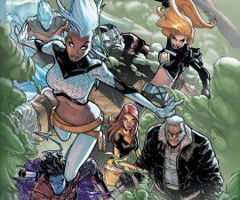 Extraordinary X-Men #1 from Marvel Comics